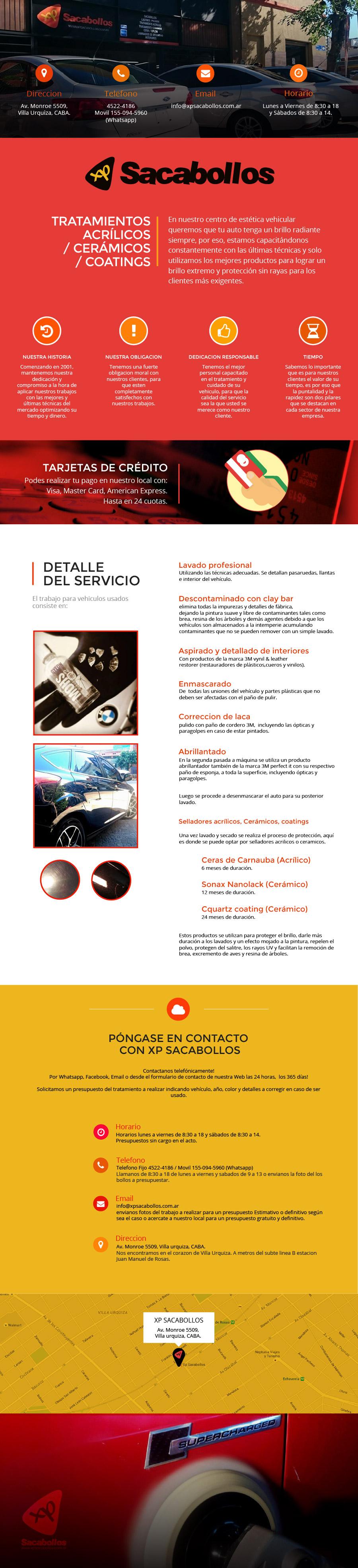 Lustres / Pulidos - Tratmiento acrilico / ceramico / telfón - Villa Urquiza